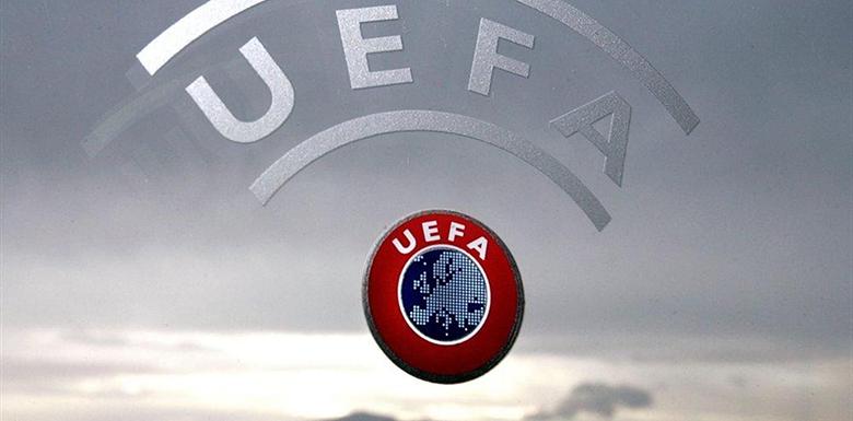 Эмблема УЕФА