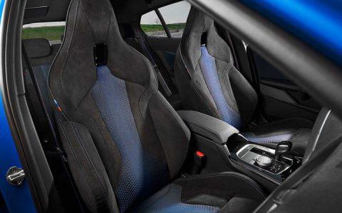 Салон BMW 1-series 2019