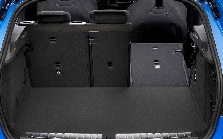 Багажник BMW 1-series 2019-2020