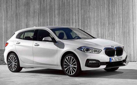 Все о новой BMW 1-series 2019