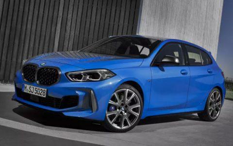 Представлен BMW 1-series 2019 года