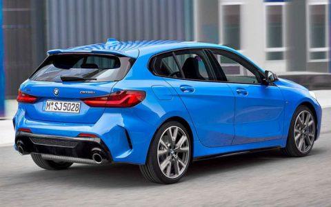 Экстерьер BMW 1-series 2019 года