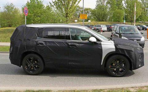 Тест-драйв Hyundai Santa Fe 2019