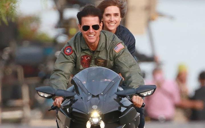 Top Gun: Maverick фильм 2020 года