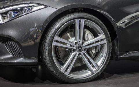 Диски Mercedes CLS 2019