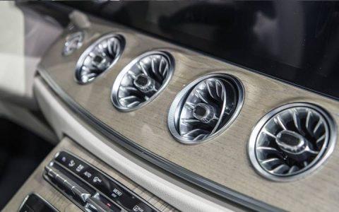 Климатическая система Mercedes CLS 2019