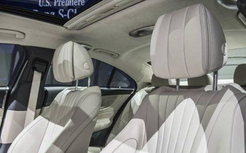 Салон нового Mercedes CLS 2019