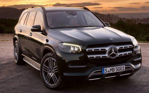 Mercedes GLS 2019-2020