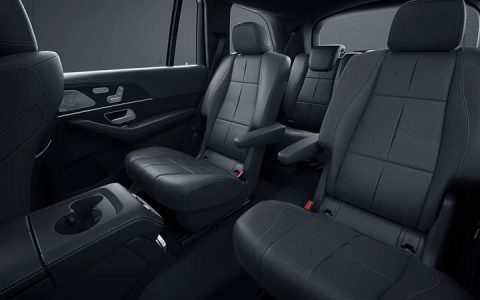 Салон Mercedes GLS 2019-2020