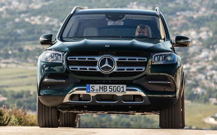 Технические характеристики Mercedes GLS 2019