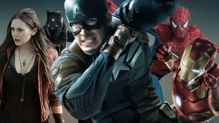 Кадры из фильма Мстители 4
