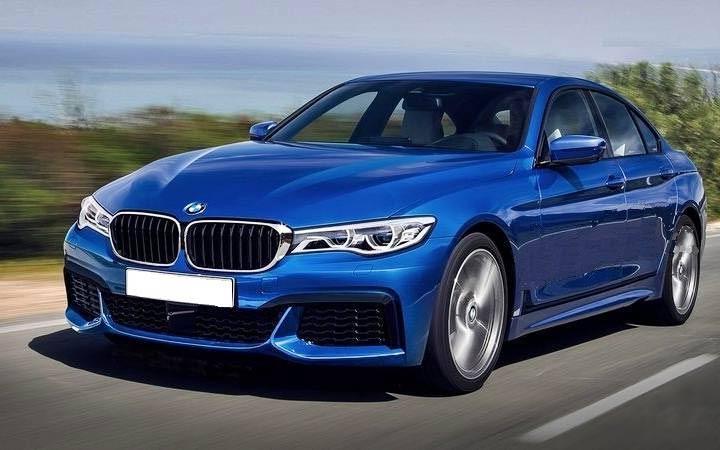 BMW G20 2018