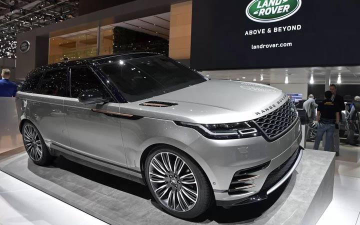 Range Rover Velar 2018-2019