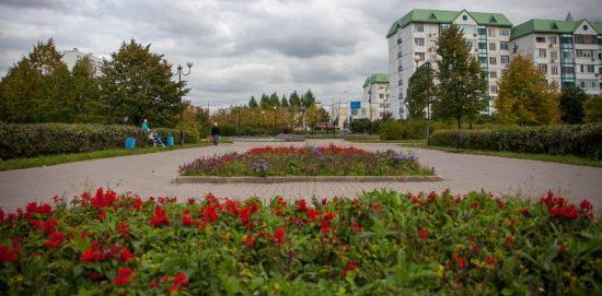 парк в Южном Бутово