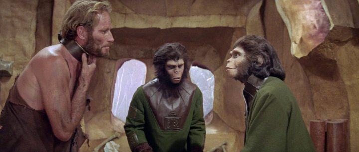 планета обезьян 1968 года
