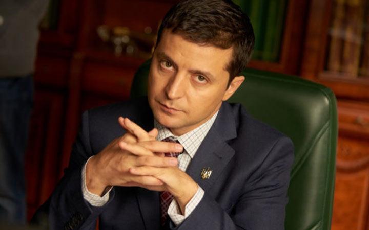 Зеленский - кандидат в президенты Украины 2019 года