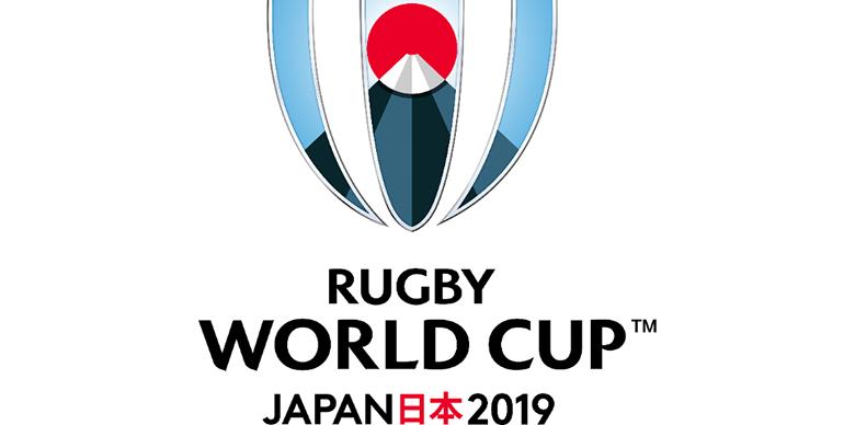 Логотип Кубка мира по регби 2019