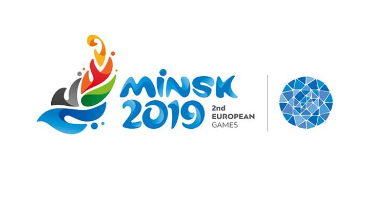Логотип Европейских игр в Минске