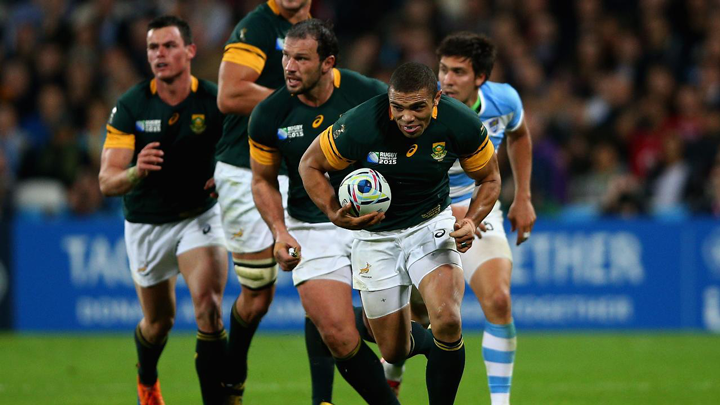 Rugby World Cup Match