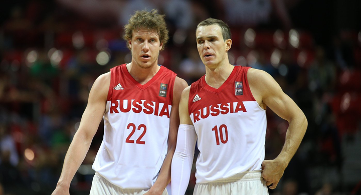 Russian national basketball team