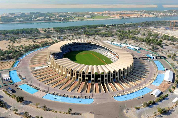 Стадион Щейх Зайед
