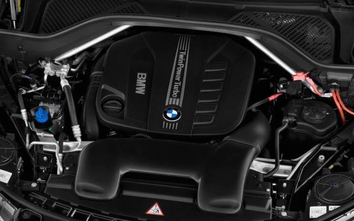 Двигатель BMW X5 2019