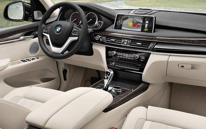 Салон BMW X5 2019