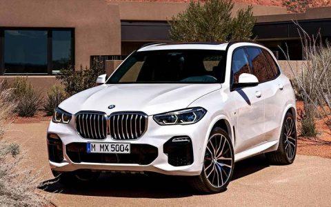 Премьера BMW X5 2019 года
