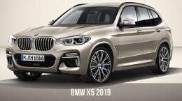 BMW X5 2019 года