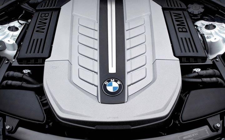V12 на BMW X7 2019