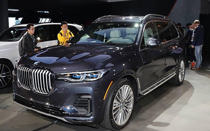 """BMW X7 2019 года"""""""