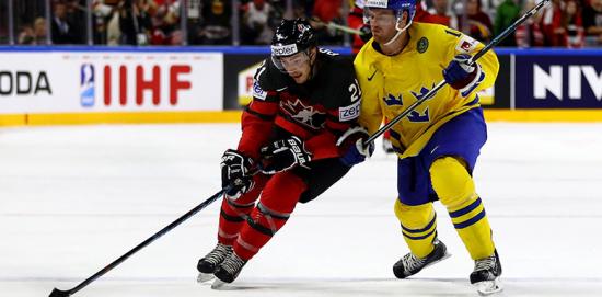 Чемпионат мира по хоккею