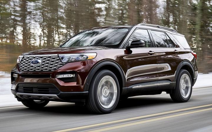 Ford Explorer 2019-2020 фото, видео, характеристики