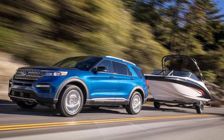 Технические характеристики Ford Explorer 2019-2020