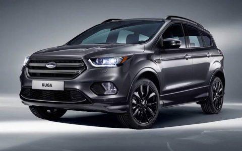 Новый Ford Kuga 2018-2019