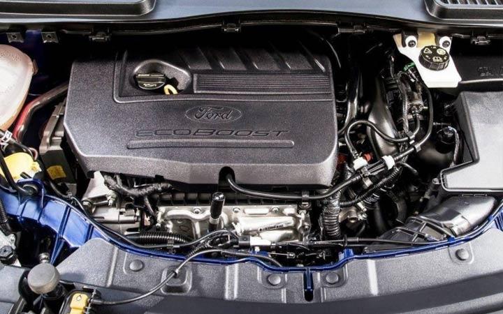 Двигатель Ford Kuga 2018-2019
