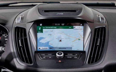 Дисплей Ford Kuga 2018-2019