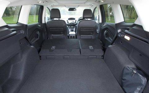 Багажник Ford Kuga 2018-2019