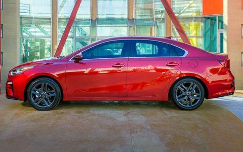 Новый кузов Kia Cerato (Forte)