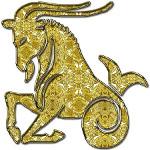золотой козерог