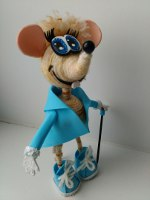 крыса в пальто