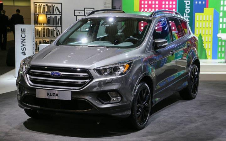 Ford Kuga 2018-2019
