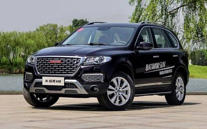 Great Wall Haval H8 2018-2019