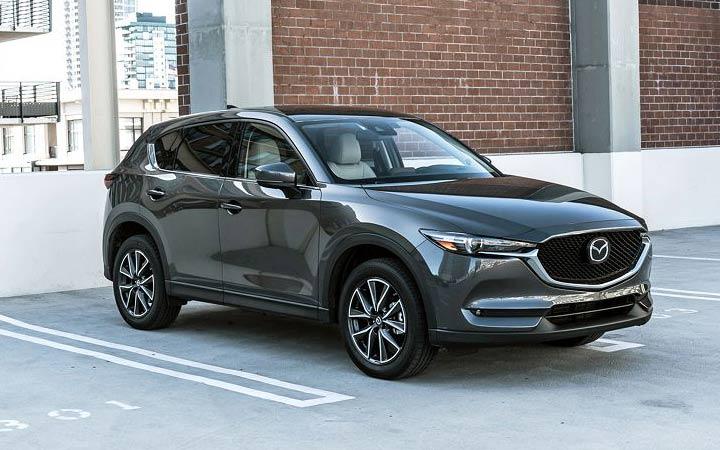 Mazda CX5 2018-2019