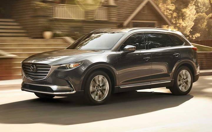 Mazda CX9 2018-2019 года