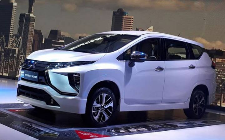 Mitsubishi Expander 2018-2019