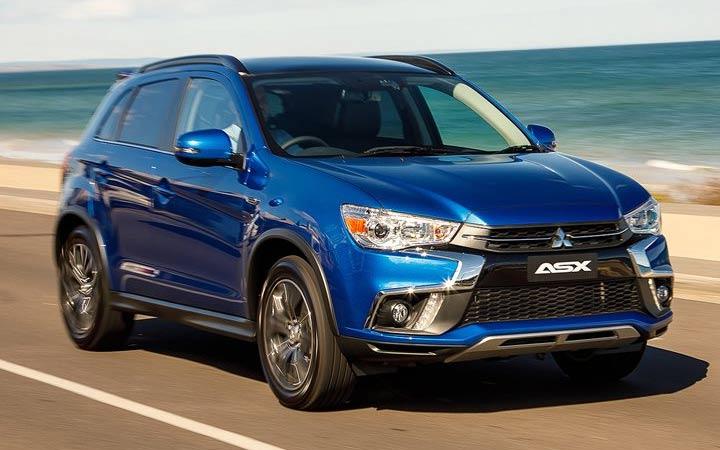 Mitsubishi ASX 2018-2019