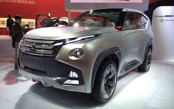 Mitsubishi Pajero 2018-2019