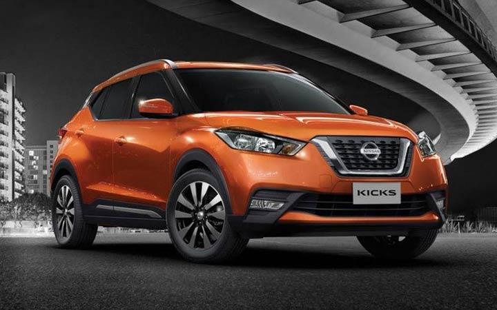 Nissan Kicks 2018-2019