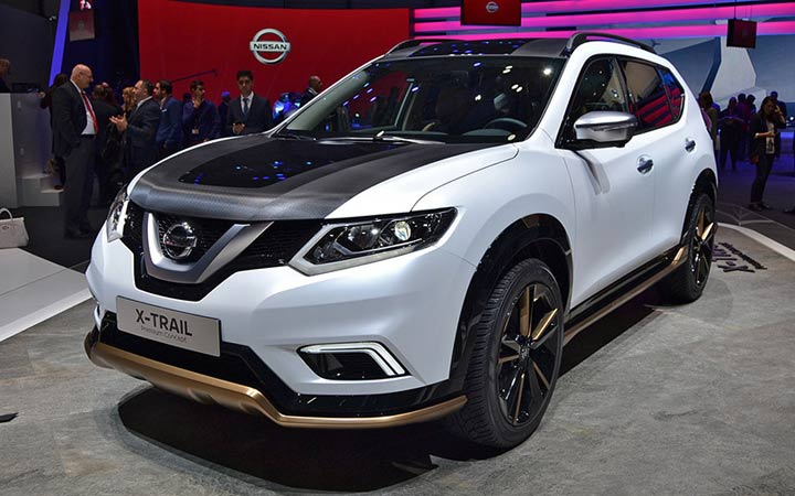 Nissan X-trail 2018-2019